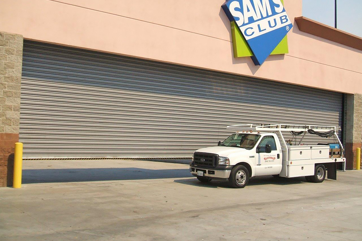 Services Overhead Door Company Of The Inland Empire Commercial