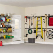 clean and safe garage