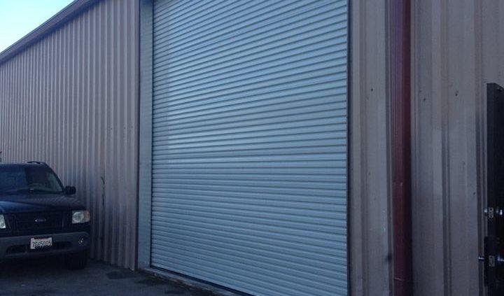 energy-efficient garage goor