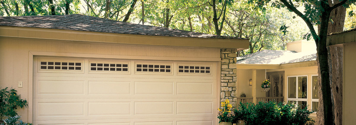 Hurricane proof garage door